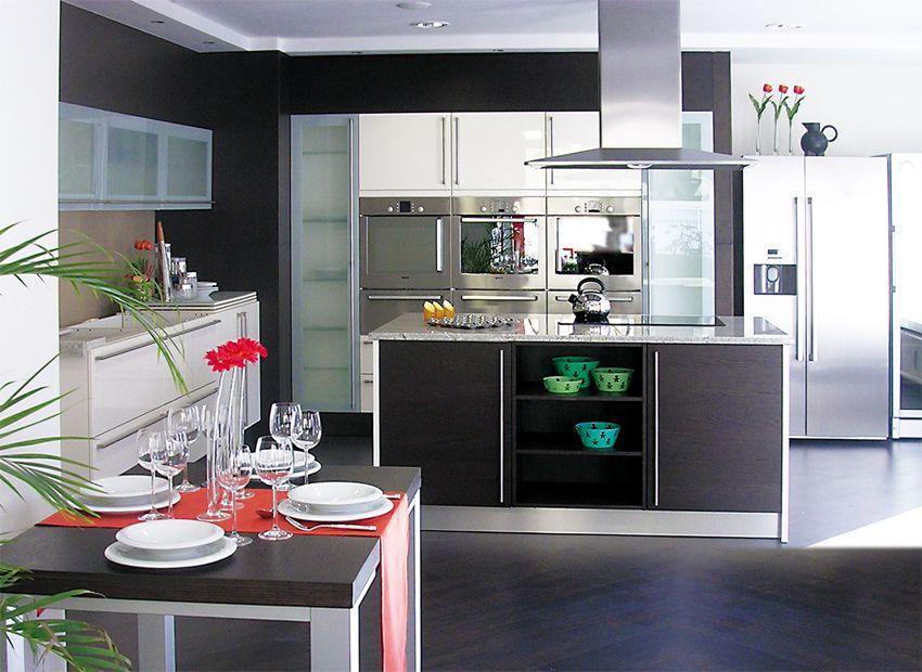 Küchenausstellung von Niedl Küchen